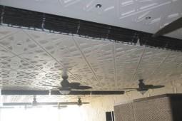 不燃材・天井レリーフ装飾