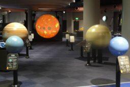 星球体模型