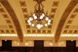 GRG 復元装飾天井